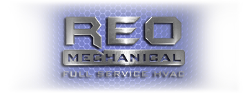 REO Mechanical Logo